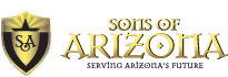 SONS OF ARIZONA Logo